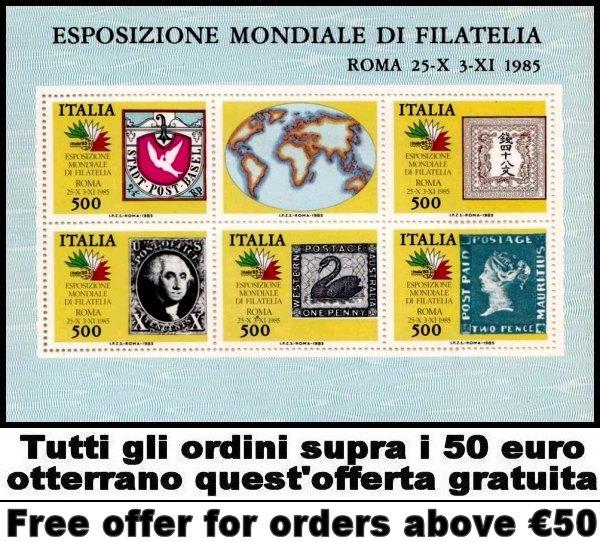 Francobolli Italiani: StampsItaly.com, StampsItaly.com